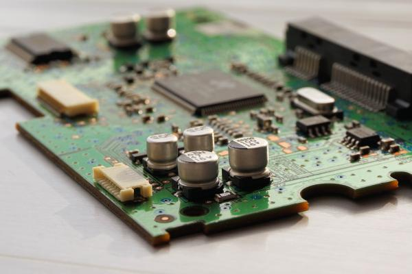 Photo of Computer Hardware