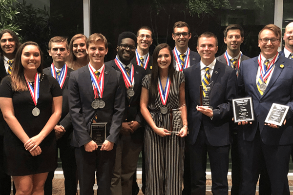 Kent State Ranking Qualifies Flight Team for Nationals