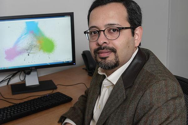 Information Science Professor Leads Effort To Digitize Afghani Archives
