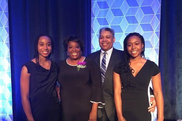 Dean Joycelyn Harrison Family