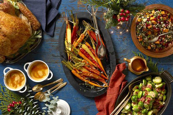 Healthy Holiday Recipes photo