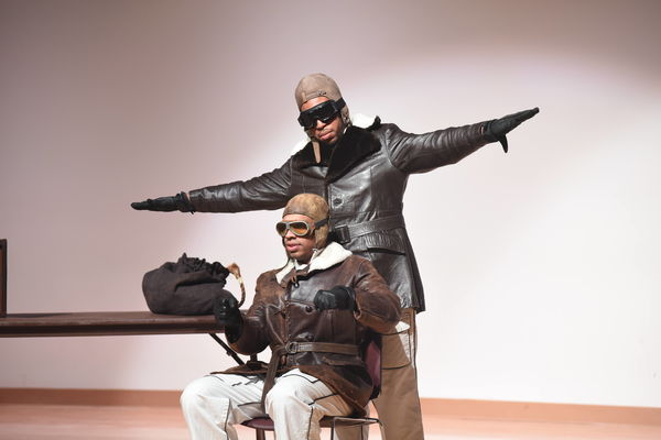 Image from Flying Hobos Performance