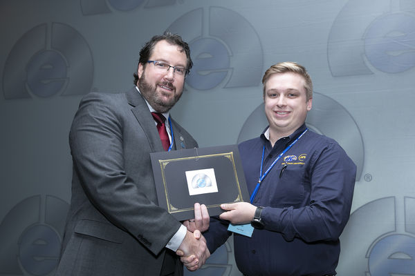 Foundry Student Chad Soukup Receives Scholarship