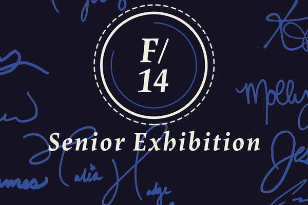 F/14 Senior Exhibition Open April 20 at the Taylor Hall Gallery