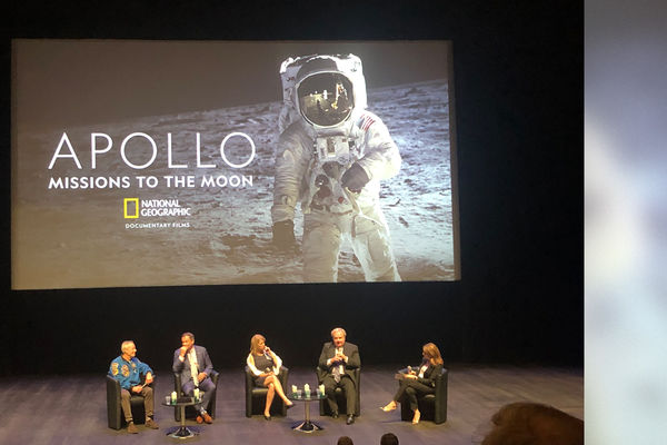 Tom Jennings  - Apollo Screening