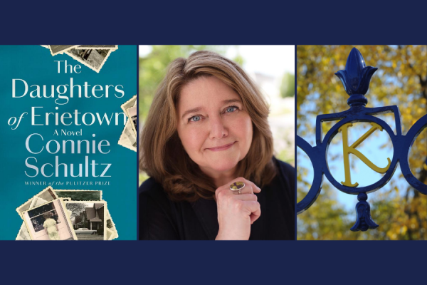 Connie Schultz Virtual Event - Aug 18 at 7 p.m.