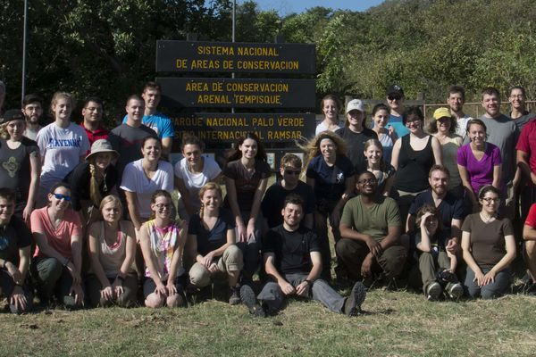 Group Costa Rica photo Palo Verde