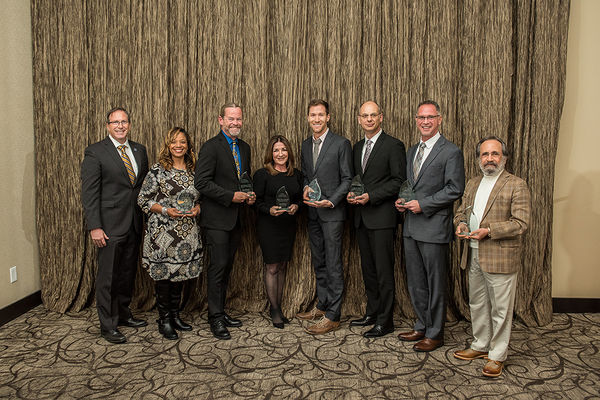 2019 Hall of Fame Recipients