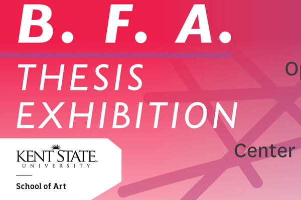 bfa thesis exhibition Before graduating, each student is required to produce and document a final bfa  thesis exhibition degree requirements to earn a bachelor of fine arts in art.