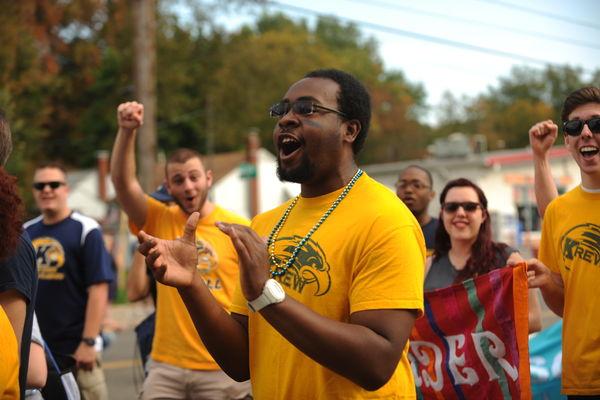 KSU Homecoming Parade