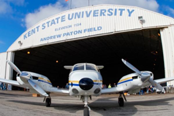 Piper PA-44-180 Seminole, Kent State University