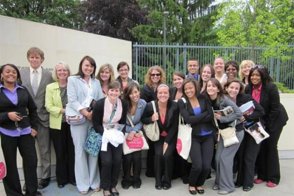2011 Geneva trip participants