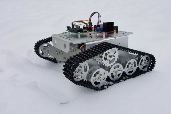 photo RC Bluetooth Vehicle