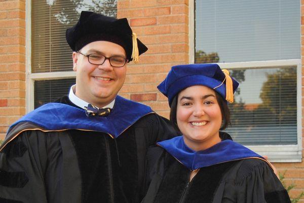 Chemistry Graduates