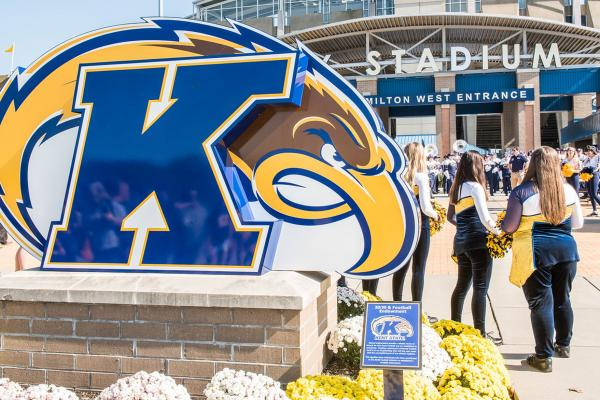Image of Flash Logo Dix Stadium