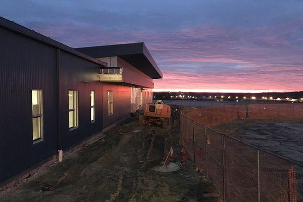 Airport Building Construction