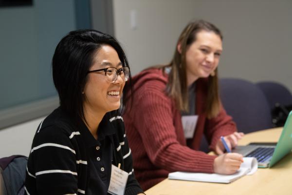 Students Enjoy Public Relations Class