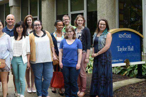 Communications Graduate Students