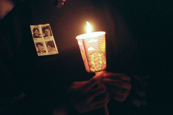 Standing Vigil