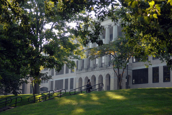 The history of Kent State University can be seen in the diversity of architecture styles and the commitment to refurbishing historically significant buildings on campus.