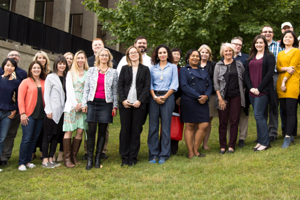 School of Communication Studies 2017-2018 Faculty and Staff