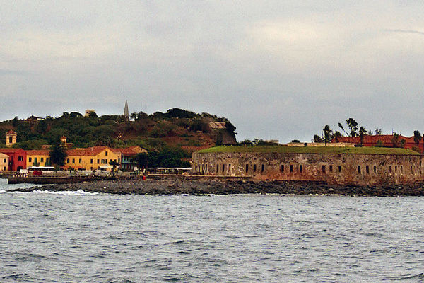 Goree Island, Senegal