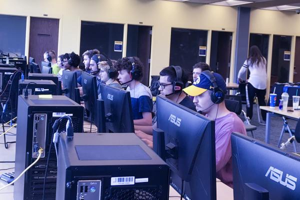 Esports Tryouts