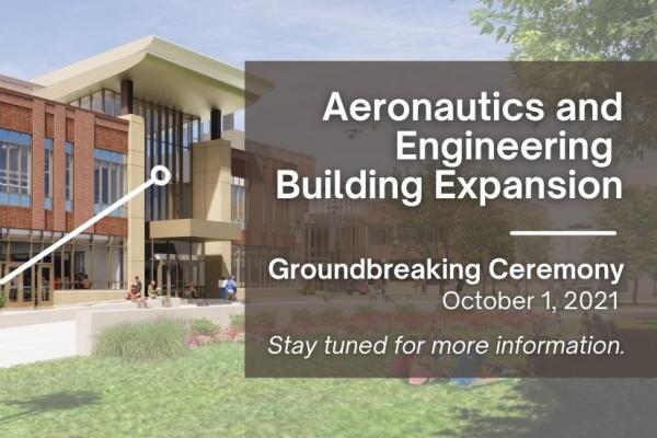 Aeronautics and Engineering Building Expansion