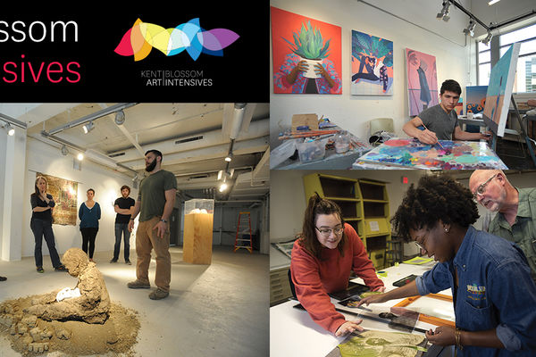 Kent Blossom Art Intensives at Kent State University School of Art