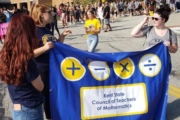 Kent State Council of Teachers of Mathematics