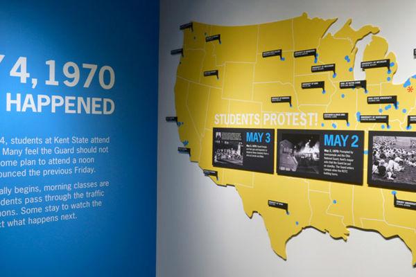 May 4, 1970 Visitors Center