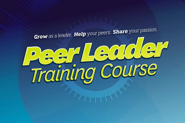 Peer Leader Training Course Logo