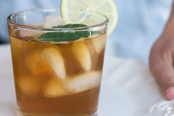 Get a few iced teas closer to your degree.