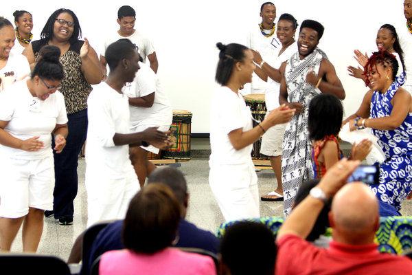 Image of dancing.