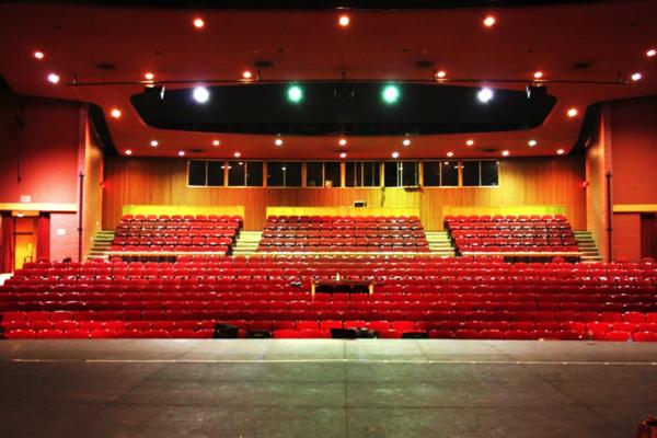 E Turner Stump Theatre