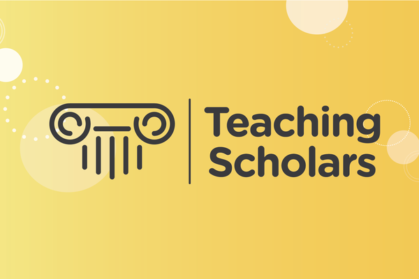 Teaching Scholars