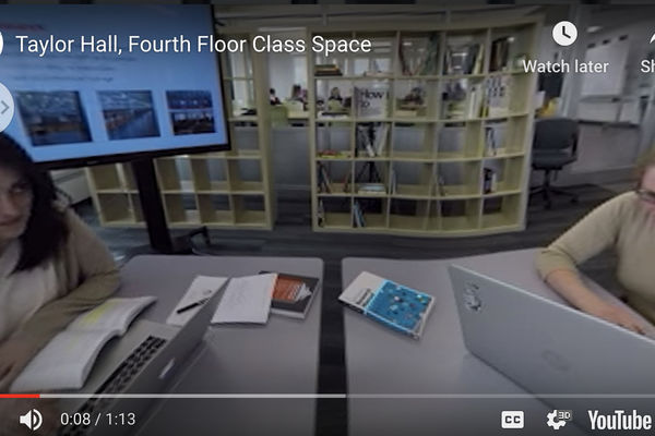 Fourth Floor of Taylor video preview