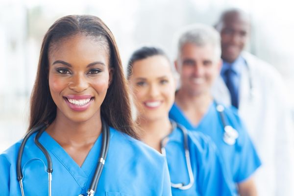 Health care professionals.