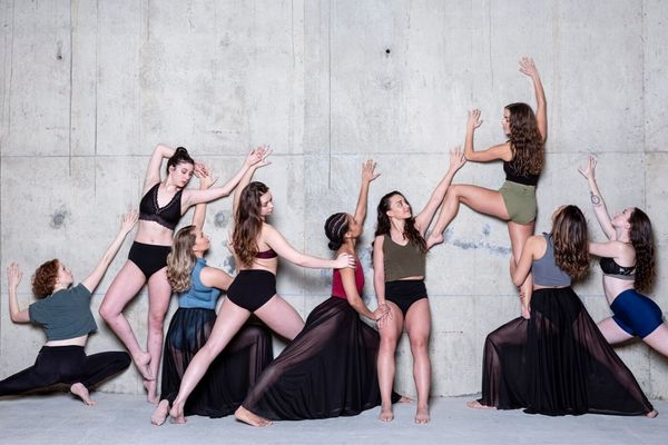 BFA Senior Dance students