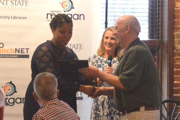 Symone Baskerville won the 2018 Student Startup Scholarship