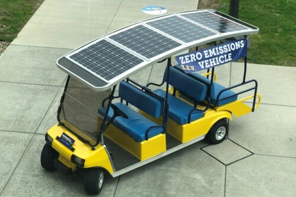 Zero Emission Vehicle