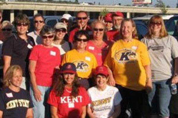 Members of Kent State University Alumni Association