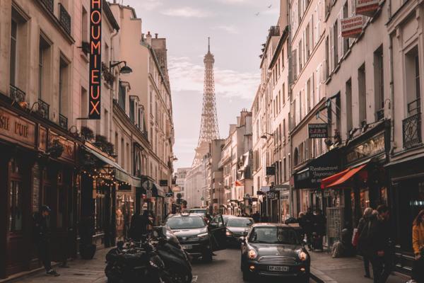 Paris - Photo by Earth
