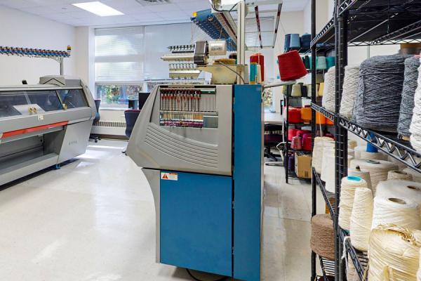 knit lab stoll machines
