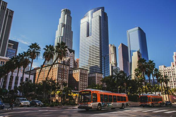 Los Angeles - Photo by Olenka Kotyk