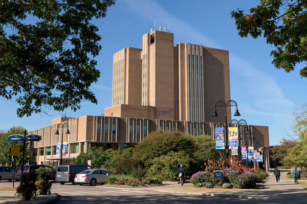 The Kent State Library