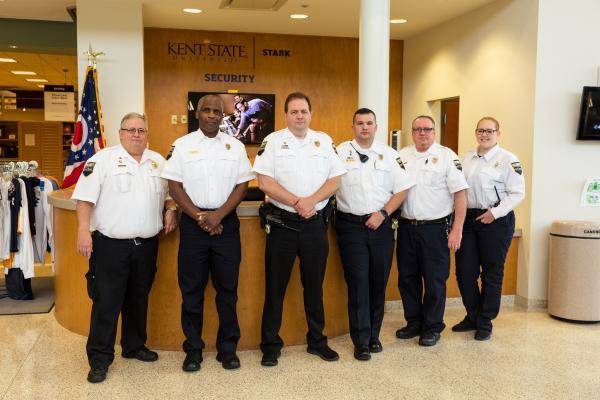 Stark Campus Security Team