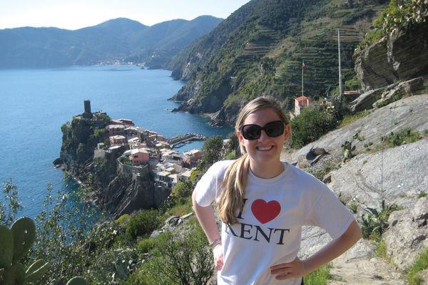 Kent Student in Ireland