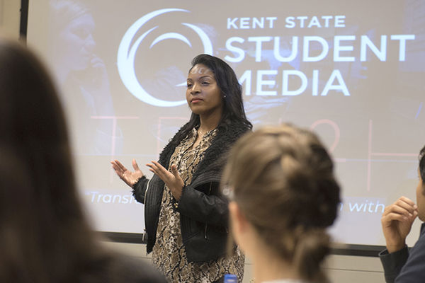 Student Media presentation