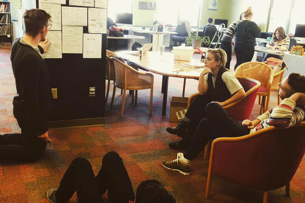 Glyphix Studio brainstorming session